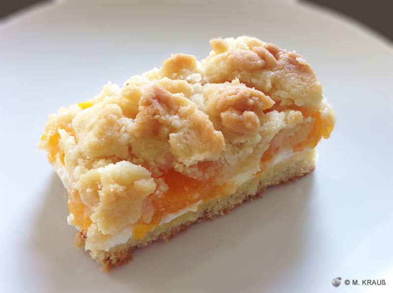 Mandarinen Streuselkuchen Mein Rezept Der Woche